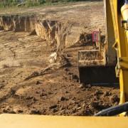 Jord og kloak arbejde 1